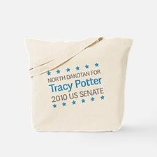 North Dakotan for Potter Tote Bag
