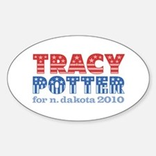 Tracy Potter 2010 Decal