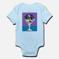 Japanese Chin Martini Infant Creeper