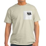 The Choo-Choo Ash Grey T-Shirt