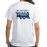 The Choo-Choo White T-Shirt
