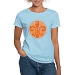 Where Ya At Water Meter Women's Light T-Shirt