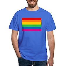 Gay Pride Rainbow Flag T-Shirt