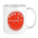Where Ya At Water Meter Mug