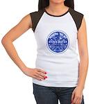 Where Ya At Water Meter Women's Cap Sleeve T-Shirt