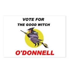 ELECT THE GOOD WITCH Postcards (Package of 8)
