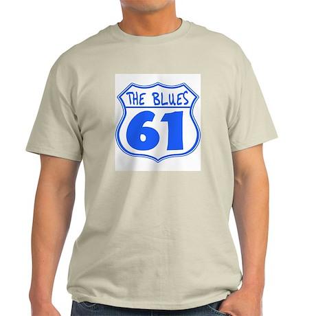 The Blues Highway 61 Light T-Shirt