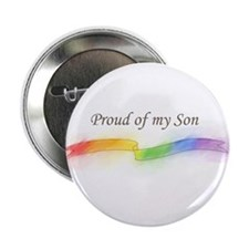 "Proud Of My Son 2.25"" Button"