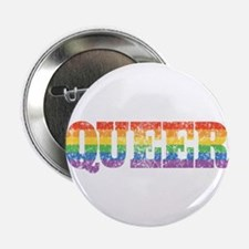 "Retro Queer 2.25"" Button"