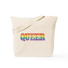 Retro Queer Tote Bag
