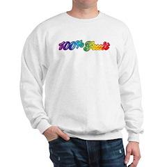 100 Percent Fruit Sweatshirt