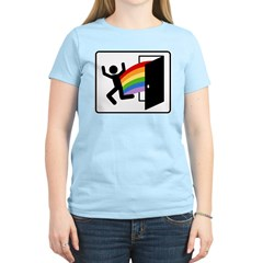Coming Out Exit Sign T-Shirt