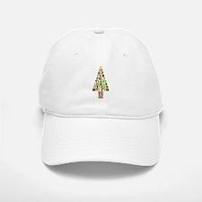 Diversity Christmas Tree Baseball Baseball Cap