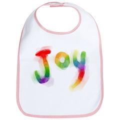 Rainbow Joy Bib