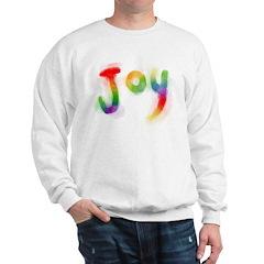 Rainbow Joy Sweatshirt