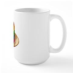 Rainbow Cake Mug