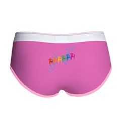 Rainbow Patio Chairs Women's Boy Brief