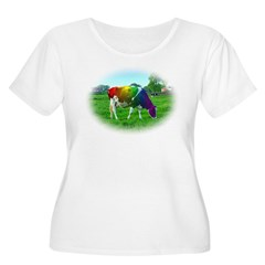 Rainbow Cow T-Shirt