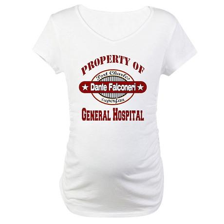 Property of Dante Falconeri Maternity T-Shirt