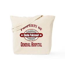 Property of Dante Falconeri Tote Bag