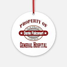 Property of Dante Falconeri Ornament (Round)