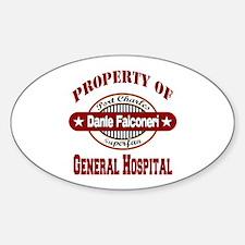 Property of Dante Falconeri Decal