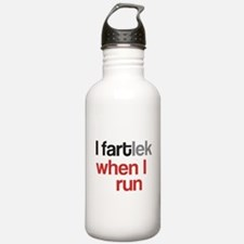 Funny I FARTlek © Water Bottle