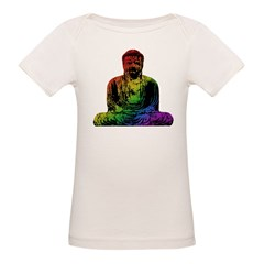 Rainbow Buddha Tee