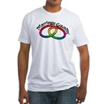 Marriage Equality Fitted T-Shirt