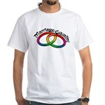 Marriage Equality White T-Shirt