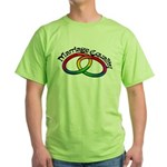 Marriage Equality Green T-Shirt