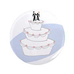Two Grooms Wedding Cake 3.5