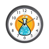 Science Wall Clocks