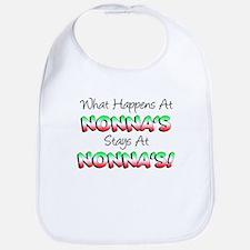 What Happens At Nonnas Bib