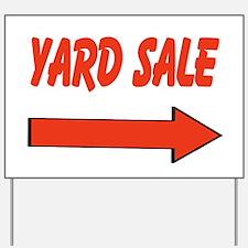 Unique Yard sale signs Yard Sign