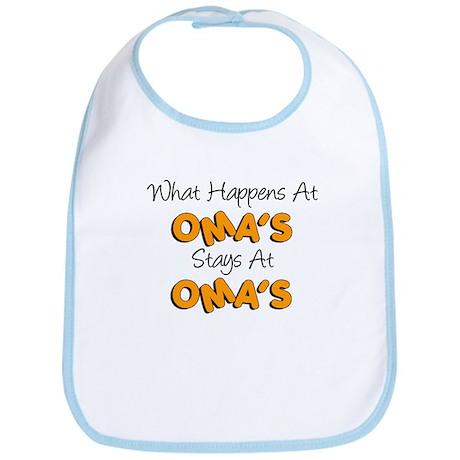 What Happens At Oma's Bib