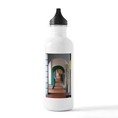 Singapore Porticoes Water Bottle