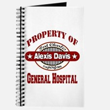 Property of Alexis Davis Journal
