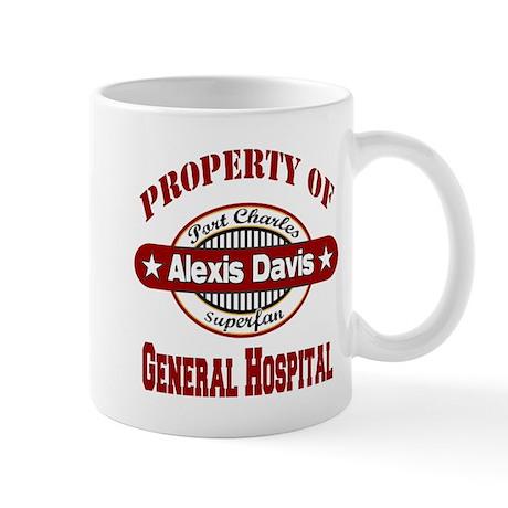 Property of Alexis Davis Mug