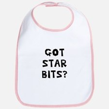 Got Star Bits Bib