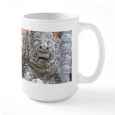 Balinese Temple Guardian Mug