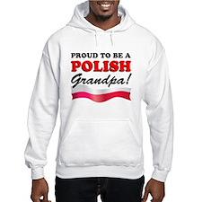 Proud Polish Grandpa Hoodie