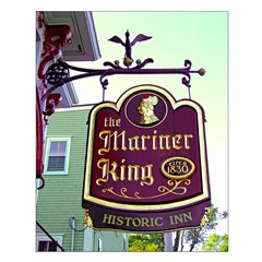 The Mariner King Inn sign Posters