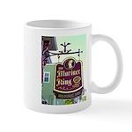 The Mariner King Inn sign Mug
