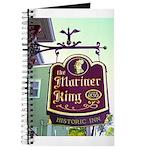 The Mariner King Inn sign Journal