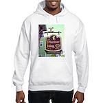 The Mariner King Inn sign Hooded Sweatshirt