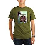 The Mariner King Inn sign Organic Men's T-Shirt (d
