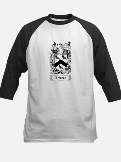 Lawson [English] Kids Baseball Jersey