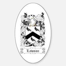 Lawson [English] Decal