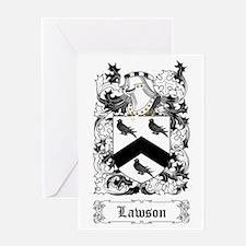 Lawson [English] Greeting Card